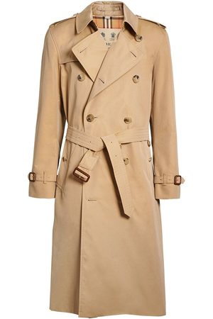 Burberry Men Trench Coats - The Long Kensington Heritage Trench Coat