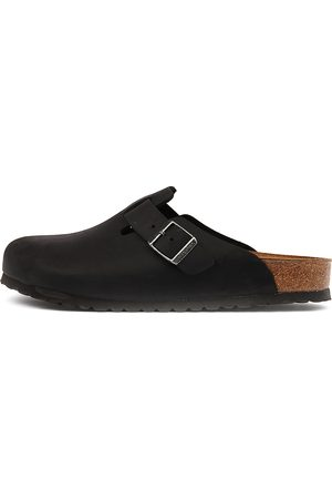 Birkenstock Men Casual Shoes - Boston Men's Shoes Mens Shoes Casual Flat Shoes