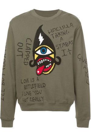 HACULLA NYC Drama sweatshirt