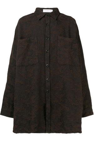 FAITH CONNEXION Men Casual - Oversized textured shirt