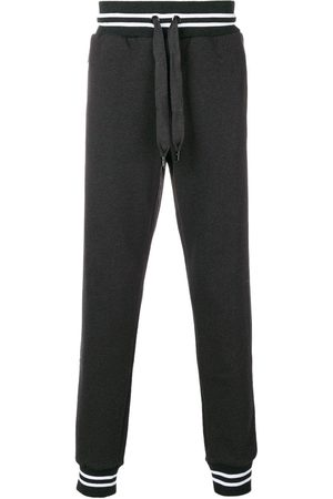 Dolce & Gabbana Elasticated cuff jogging bottoms