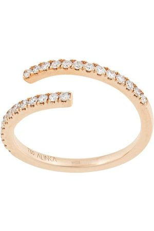ALINKA Women Rings - 18kt yellow ECLIPSE diamond ring