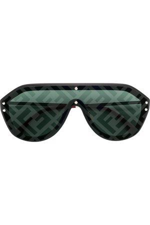 Fendi Aviator style sunglasses
