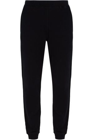 Sunspel Loopback Cotton-jersey Track Pants - Mens