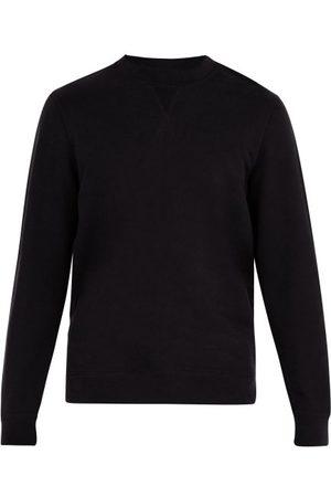 Sunspel Men Sweatshirts - Crew-neck Cotton-jersey Sweatshirt - Mens