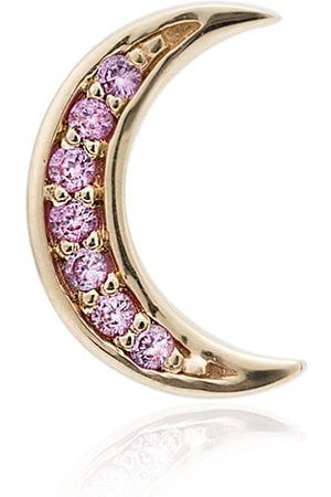 Andrea Fohrman Luna Sapphire Yellow Earring