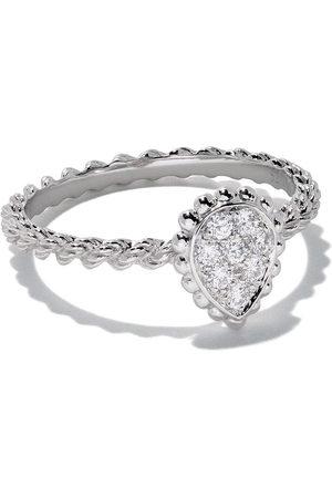 Boucheron Women Rings - Serpent Bohème Ring diamonds