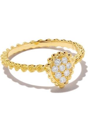 Boucheron Serpent Bohème Ring diamonds