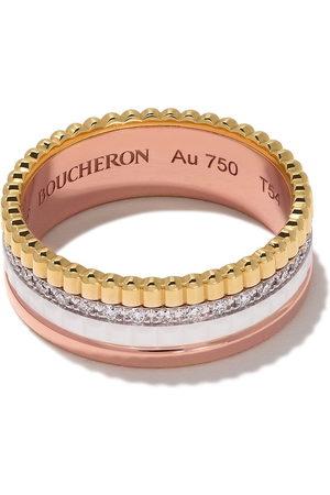 Boucheron Women Rings - Quatre White version Small Ring