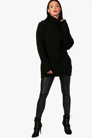 Boohoo Tall Roll Neck Sweater