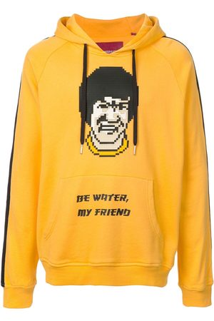 MOSTLY HEARD RARELY SEEN Men Hoodies - Be Water My Friend hoodie