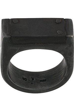 PARTS OF FOUR Rings - Plate Ring Single
