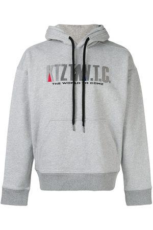 KTZ Hoodies - Mountain embroidered hoodie
