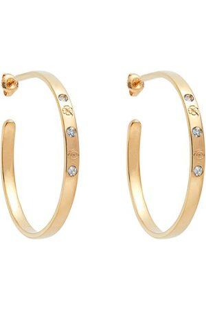 Aurélie Bidermann Fair Trade Topaz & Hoop Earrings - Womens