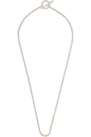 ALL BLUES Rope Chain Sterling Necklace - Mens
