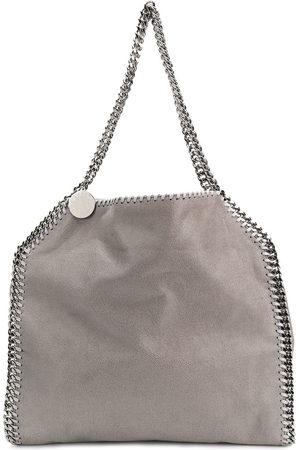 Stella McCartney Falabella silver chain tote
