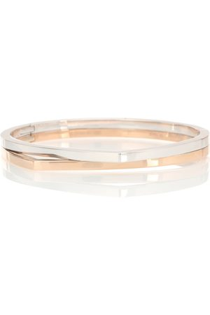 Repossi Exclusive to Mytheresa – Antifer rose and silver bracelet