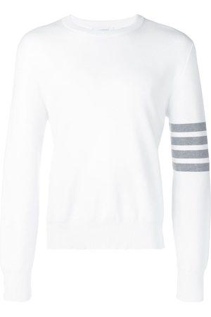 Thom Browne Men Sweatshirts - 4-Bar Milano Stitch Pullover