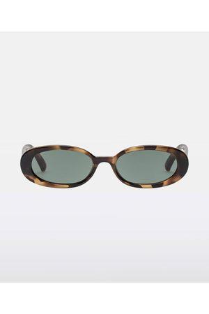 Le Specs Outta Love Sunglasses Tort