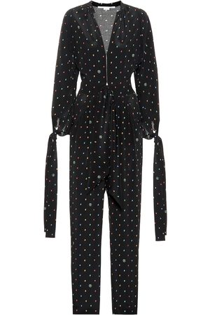 Stella McCartney Kiera silk jumpsuit