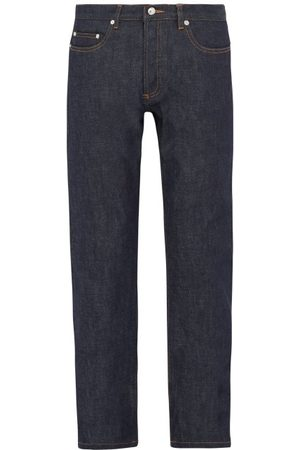 A.P.C Petit New Standard Slim Fit Jeans - Mens - Indigo