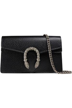 Gucci Women Shoulder Bags - Dionysus leather super mini bag