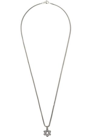 David Yurman Cable Star of David pendant
