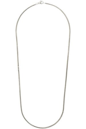 David Yurman Box Chain small necklace