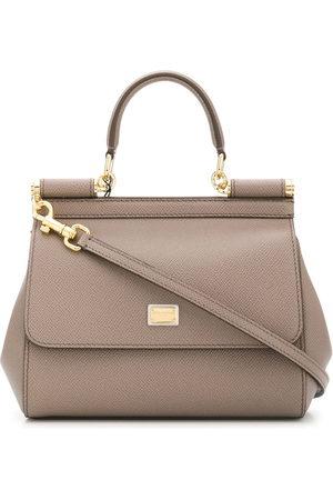 Dolce & Gabbana Women Tote Bags - Small Sicily tote bag