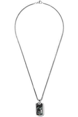 David Yurman Men Necklaces - Exotic Stone Enhancer pietersite tag