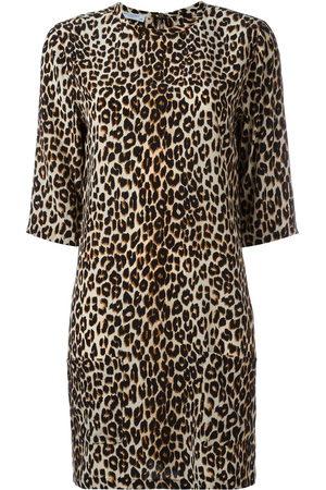 Equipment Leopard print dress