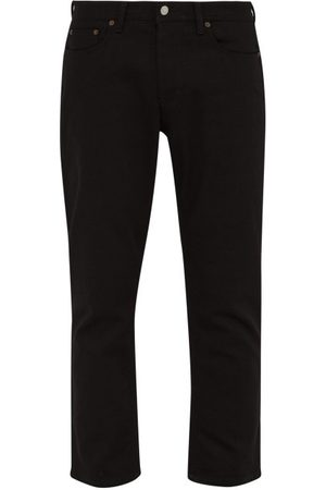 Acne River Cotton Blend Slim Leg Jeans - Mens