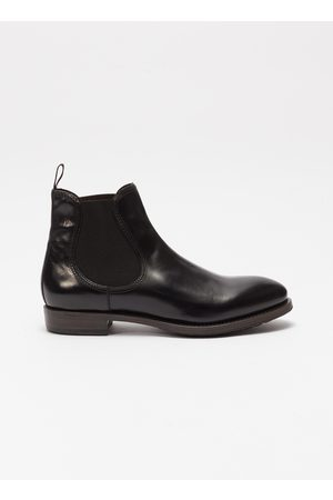 PROJECT TWLV Hanoi' leather Chelsea boots
