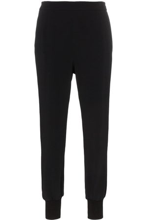 Stella McCartney Women Formal Pants - Cady classic track trousers