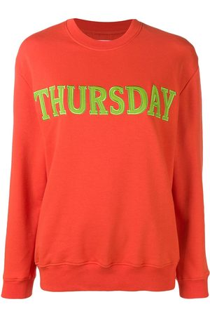 Alberta Ferretti Thursday jersey sweatshirt