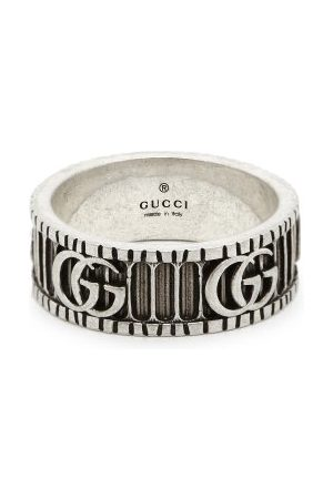 Gucci GG Marmont Ring - Mens