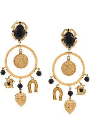 Dolce & Gabbana Dream catcher earrings