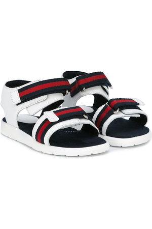 Gucci Web detail sandals