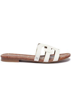 Sam Edelman Bay' leather slide sandals