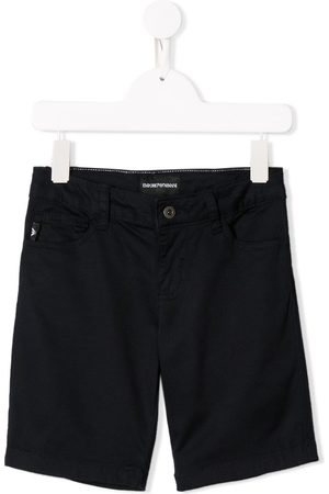 Armani Denim bermuda shorts