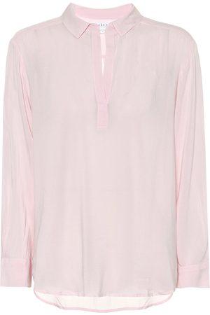 Velvet Women Shirts - Eliza crêpe shirt