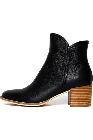 Django & Juliette Women Ankle Boots - Mockas Natural Heel Boots Womens Shoes Casual Ankle Boots