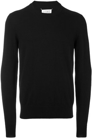 Maison Margiela Men Sweaters - Elbow patch sweater