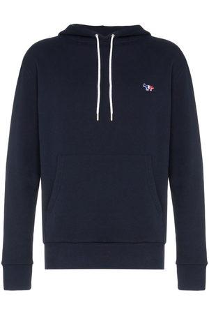 Maison Kitsuné Men Hoodies - Hooded cotton sweatshirt
