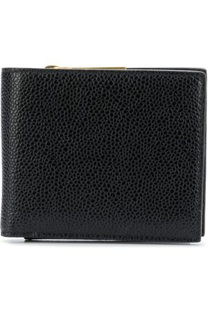 Thom Browne Men Purses - Fold-Out Coin Purse Billfold