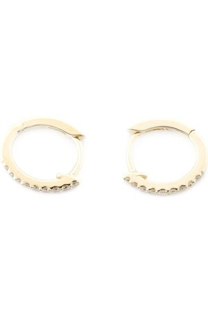 Dana Rebecca Designs DRD' hoop earrings