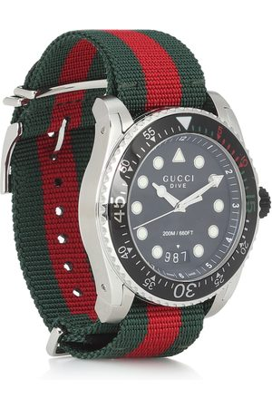 Gucci Dive XL watch