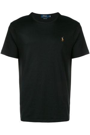 Polo Ralph Lauren Embroidered logo plain T-shirt