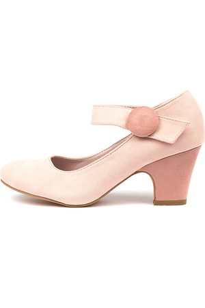 I LOVE BILLY Sharik Blush Rose Shoes Womens Shoes Heeled Shoes