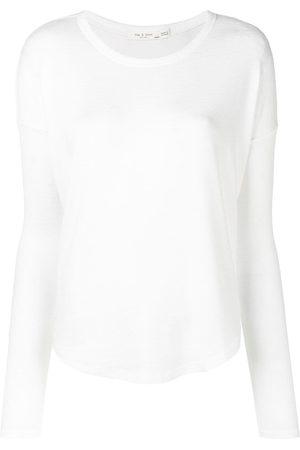 Rag & Bone Basic longsleeved T-shirt